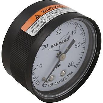 Generic IPPG602-4B Pressure Gauge 0.25