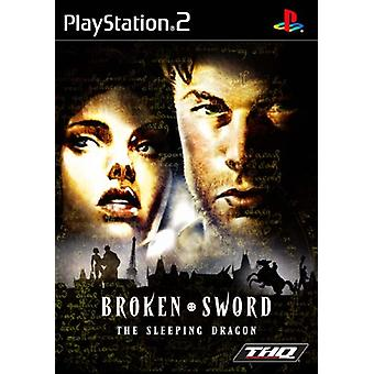 Broken Sword The Sleeping Dragon (PS2) - Nouvelle usine scellée