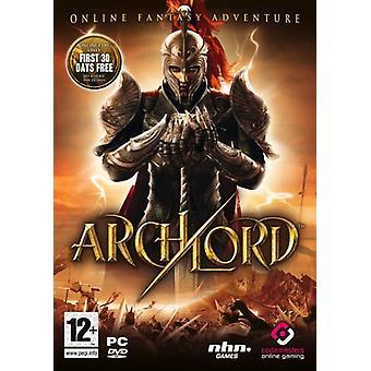 ArchLord (PC DVD)-ny