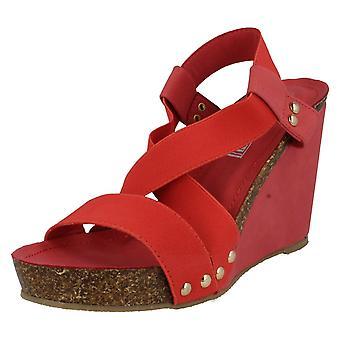 Dames tot aarde sandalen L6735