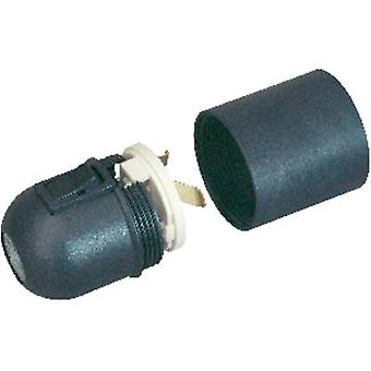 GAO Bulb holder E-27 230 V + toggle switch