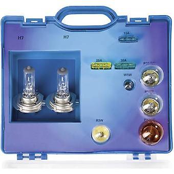 Unitec Assorted light bulbs Standard H7 55 W 12 V