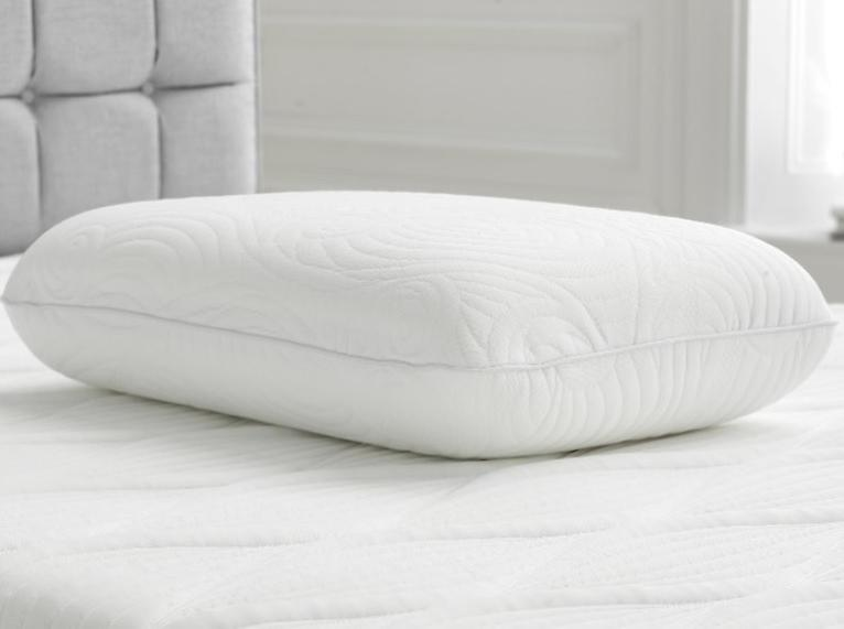 Dormeo Octaspring True Evolution High Pillow Breathable Front/Back/Side Sleeper