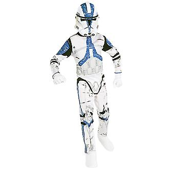 3-brikke opprinnelige Star Wars Boksesett Clonetrooper for barn
