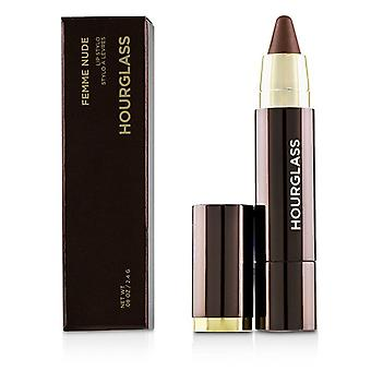 Hourglass Femme Nude Lip Stylo - #n5 (golden Peach Nude With Shimmer) - 2.4g/0.08oz