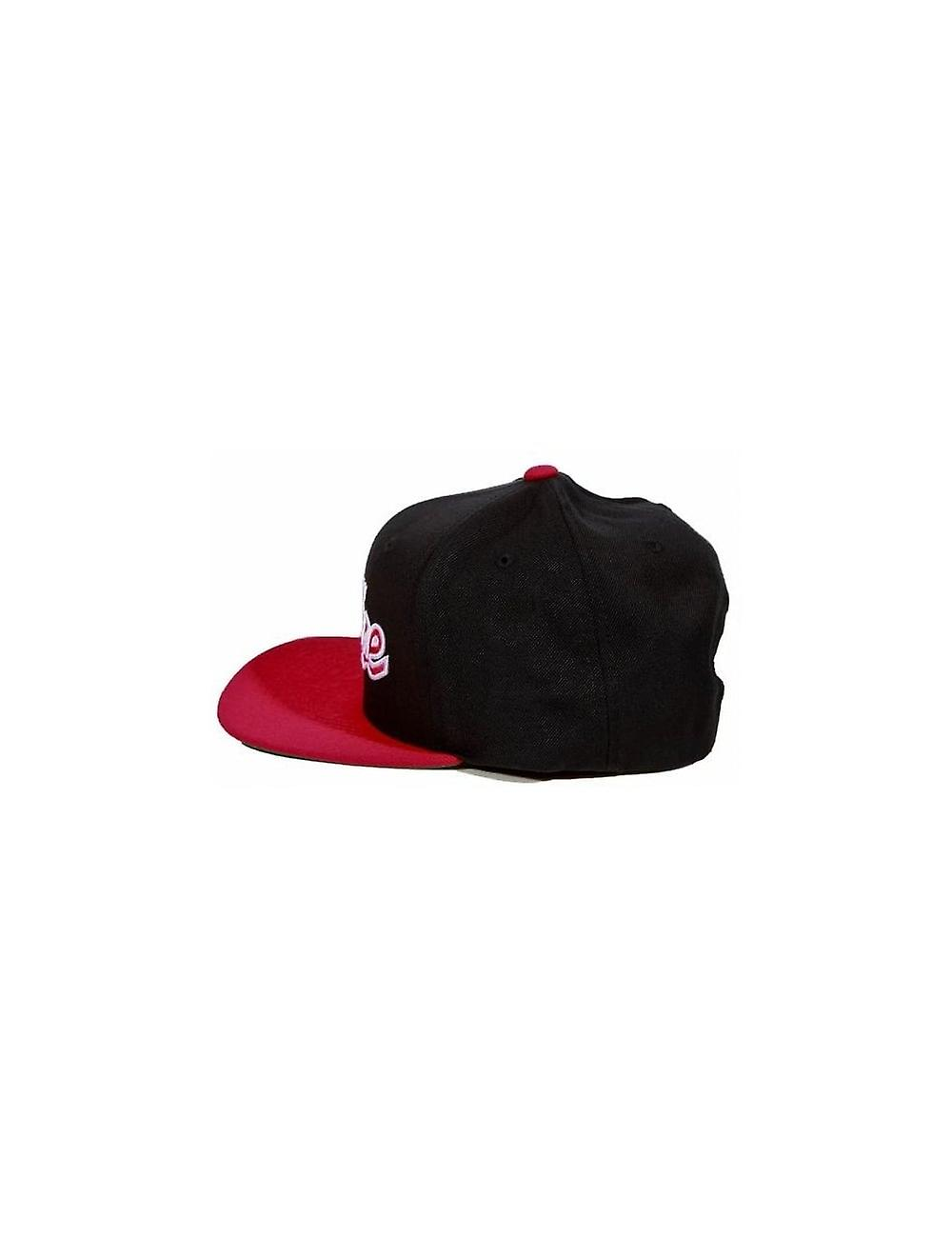 Obey Clothing Obey Posse Snapback -black/red
