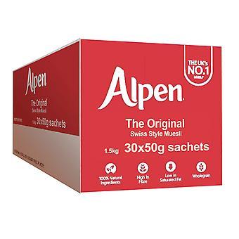 Alpen Original Muesli Sachets