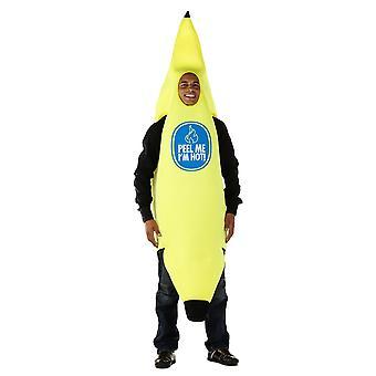 Costume de banane costume unisexe banane costume costume de banane