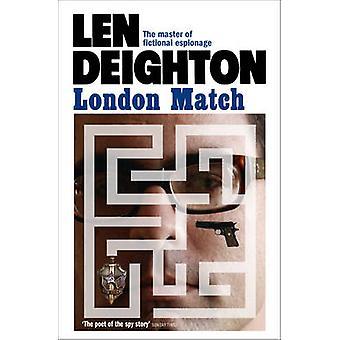 Partido de Londres de Len Deighton - libro 9780008125004