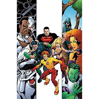 Teen Titans By Geoff Johns Book One by Geoff Johns - 9781401265984 Bo