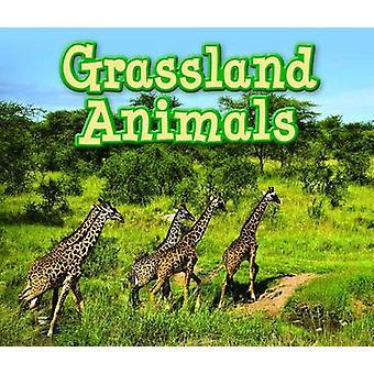 Grassland Animals by Sian Smith - 9781406280661 Book