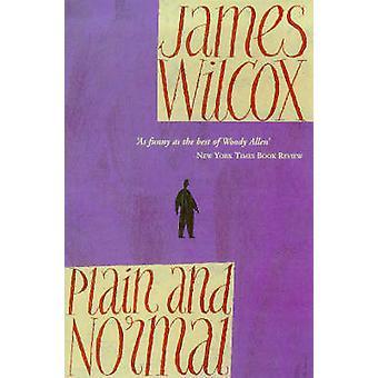 عادي وطبيعي من جيمس ويلكوكس-كتاب 9781857029819
