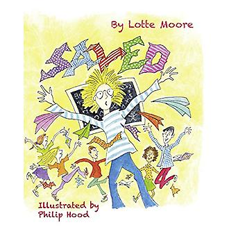Saved by Lotte Moore - 9781911331537 Book