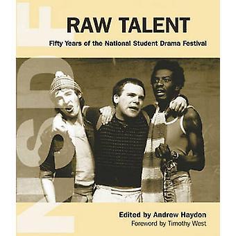 Talent brut - 50 ans du drame Festival National étudiant par Andrew