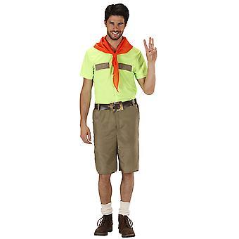 Herren Kostüme Kostüm Scouts