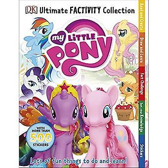 Min lilla ponny Ultimate Factivity samling (DK)