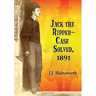 Jack the Ripper - Fall gelöst, 1891