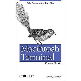 Guide de poche terminale de Macintosh