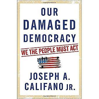 Vår skadade demokrati