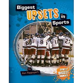 Grootste Upsets in sport