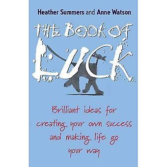 Boken lycka till: briljanta idéer för att skapa din egen framgång och gör livet gå din väg