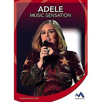 Adele: Music Sensation (Superstar Stories)