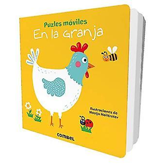 En La Granja (Puzles Moviles) [Board book]