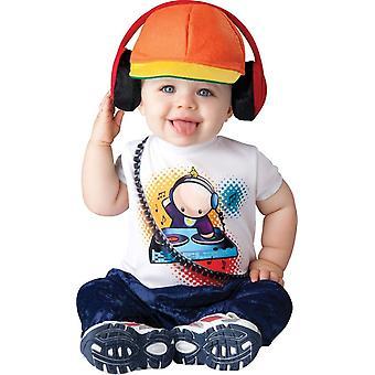 Cute Dj Toddler Costume