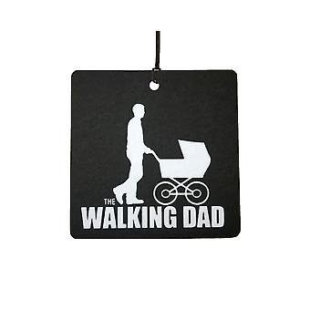 The Walking Dad Car Air Freshener