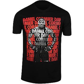 UFC Mens Daniel Cormier Repeat T-Shirt - Black