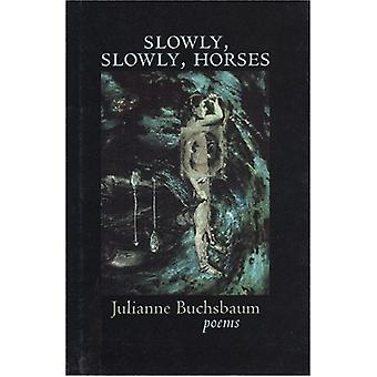 Slowly - Slowly - Horses by Julianne Buchsbaum - 9780967266879 Book