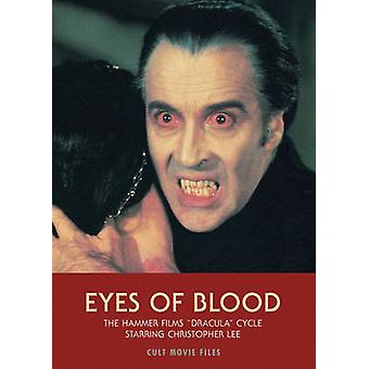 Eyes of Blood - The Hammer Films  -Dracula - Cycle Starring Christopher