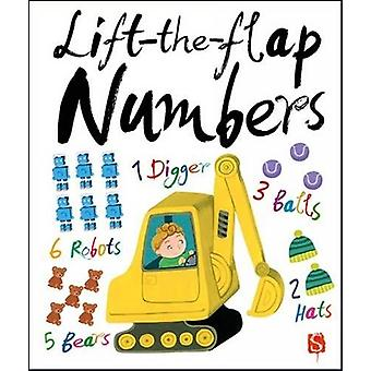 Lift-the-Flap Numbers - 9781911242956 Book