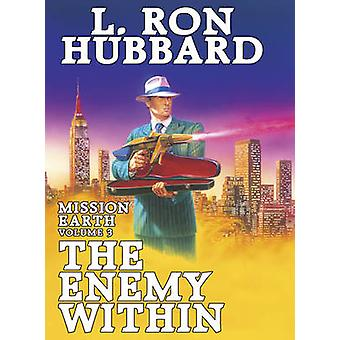 The Enemy within by L. Ron Hubbard - 9788773364857 Book