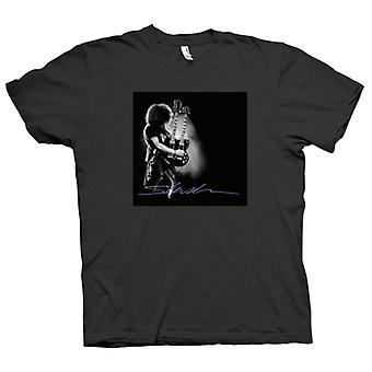 Womens T-shirt - Slash - Twin Gibson Guitar