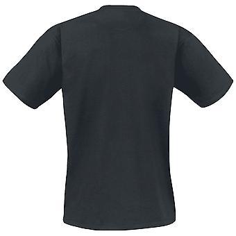 Suicide Squad Adultos Unisex Adultos Logo y Iconos Camiseta
