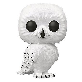Harry Potter Hedwig Flocked US Exclusive Pop! Vinyl