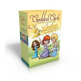 The Goddess Girls Charming Collection Books 9-12 by Joan Holub - Suza