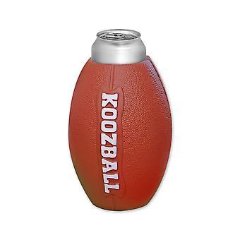 """""""Koozball"""" Football Can Cooler"""