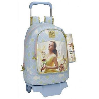 Backpack Ergonomic Back Beauty Y The Beast With Trolley Safta 905