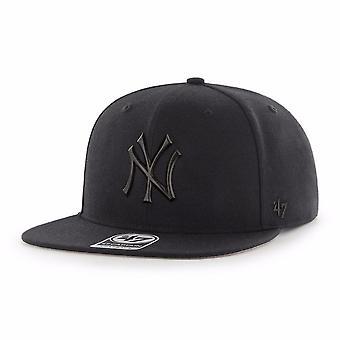 '47 Mlb New York Yankees Matte Captain Snapback