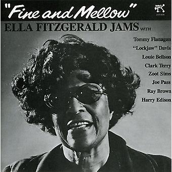 Ella Fitzgerald - Fine & Mellow [CD] USA import