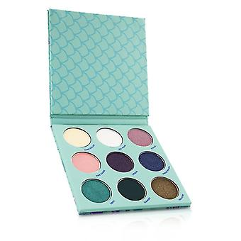 Winky Lux Eyeshadow Palette (9x Eyeshadow) - # Mermaid Kitten - 9x1.7g/0.058oz