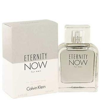 Eternity Now By Calvin Klein Eau De Toilette Spray 3.4 Oz (men) V728-518699