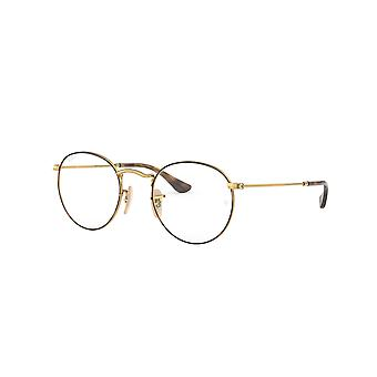 Ray-Ban RB3447V 2945 Gold on Top Havana Glasses