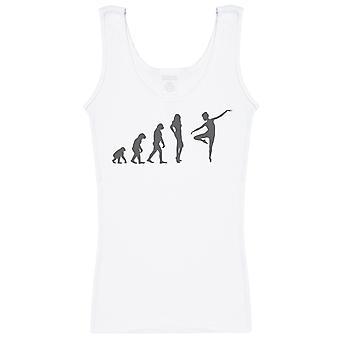 Evolution To A Ballet - Womens Vest