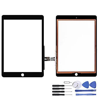 For Apple iPad 10.2 2019 7th Generation Touch Screen Glass Display Digitizer for LCD Black