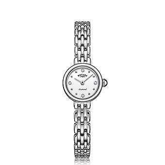 Rotary LB05152-70-D Women's Diamond Wristwatch