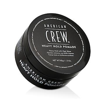 American Crew Men Heavy Hold Pomade (heavy Hold With High Shine) - 85g/3oz