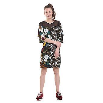 Desigual Women's Morgana Autumn Floral Dress